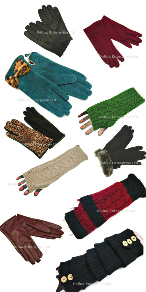 Gloves, hand warmer and mittens from Pollux Enterprise Ltd